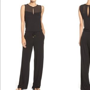 La Blanca Resortwear Black Jumpsuit